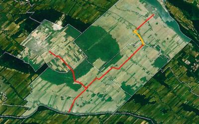 Verchères: une piste cyclable « Entre-deux-rives »