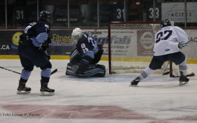 Cégep de Sorel-Tracy: Shawn Milord des Rebelles hockey est le joueur du mois d'octobre Desjardins