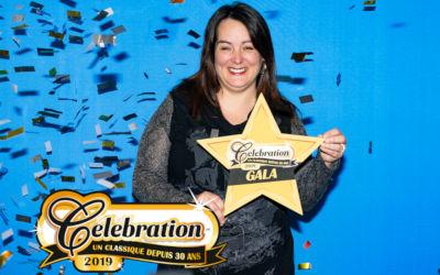 Le dimanche 13 janvier: une résidente de la MRC Pierre-De Saurel au gala télévisé Célébration