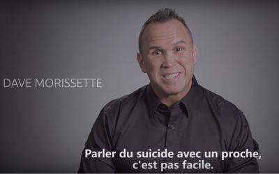 Semaine de prévention du suicide : 3 au 9 février