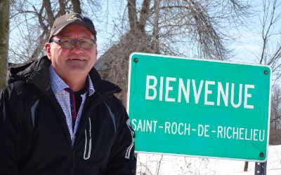 Mairie de Saint-Roch-de-Richelieu: Réal Laberge veut une réduction de taxes aux citoyens et une hausse de taux pour l'industrie