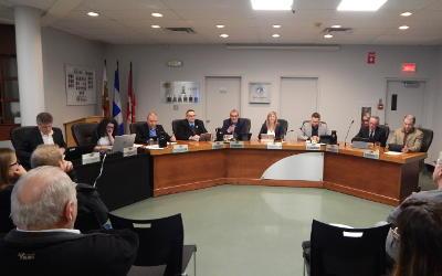 Contrecoeur: des nouvelles du Conseil