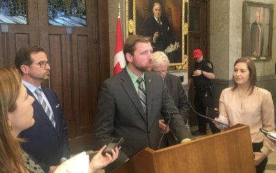Dépôt d'un projet de loi sur le rapport d'impôt unique: ce que le Québec veut, le Bloc agit pour l'obtenir !