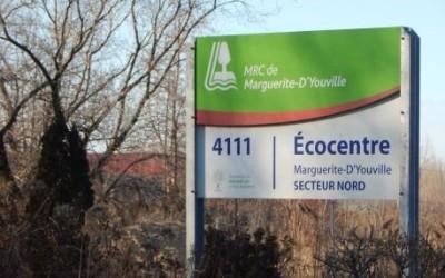MRC de Marguerite-D'Youville: réouverture de l'Écocentre à l'horaire régulier