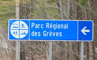 La MRC Marguerite-D'Youville appuie un projet de 53 000$ au Parc régional des Grèves