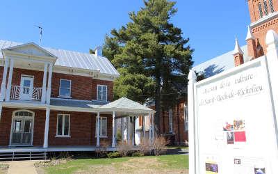 Maison de la culture de Saint-Roch-de-Richelieu: programmation estivale 2016