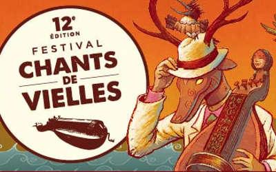 Chants de Vielles dès vendredi ! Le happening de musique folk, trad et accoustique