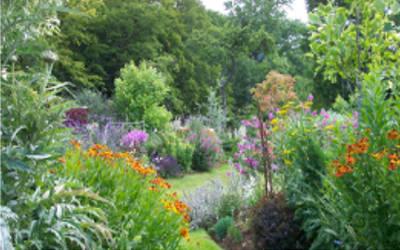 Saint-Antoine-sur-Richelieu: visite de jardins