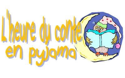 Bibliothèque de Contrecoeur: L'heure du conte en pyjama