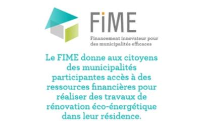 Programme de Financement Innovateur pour des Municipalités Efficaces: rencontre d'information