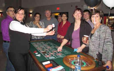 Organisée par Rues principales Verchères: une soirée Casino hors du commun à ne pas manquer !