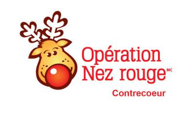Opération Nez Rouge Contrecoeur: il y aura service le 31 décembre 2016 !