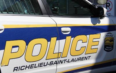 Régie intermunicipale de police Richelieu-St-Laurent: démantèlement d'un réseau de stupéfiant