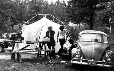 Le camping au Québec: 50 ans d'actions pour la FQCC