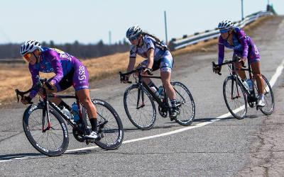 L'élite du cyclisme Québécois sera au rendez-vous du Grand-prix cycliste de la Mairie de Contrecoeur