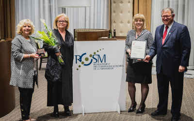 Commission scolaire des Patriotes: deux personnes honorées pour leur contribution exceptionnelle en éducation