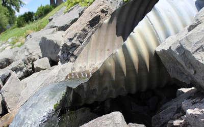 Contrecoeur: opérations de vidange des fosses septiques
