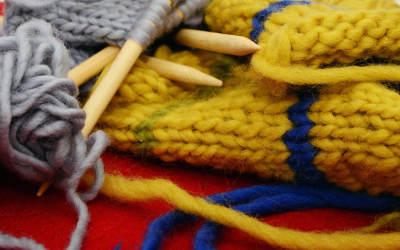 Samedi 10 juin: Journée mondiale du tricot en public