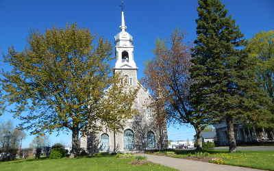 Aide financière de 142 000$ pour l'église de Saint-Marc-sur-Richelieu