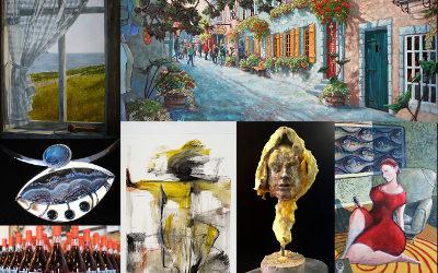 La Route des Arts et Saveurs du Richelieu 2020: appel de dossiers du volet ARTS
