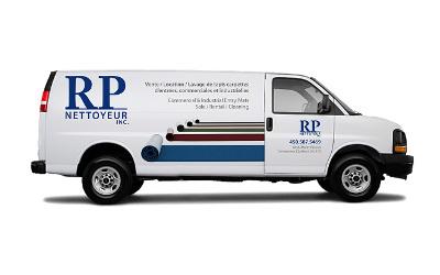 R.P. NETTOYEUR Inc.: appel de services