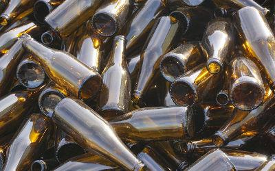 Point de verre: 235 tonnes de verre valorisées en 1 an dans la MRC de La Vallée-du-Richelieu
