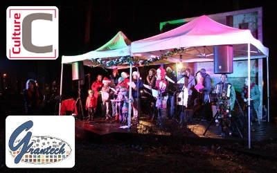 Une initiative de Grantech Inc. et Culture C: 5e édition du concert de Noël au parc Cartier-Richard