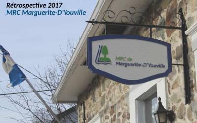 Rétrospective 2017: MRC de Marguerite-D'Youville