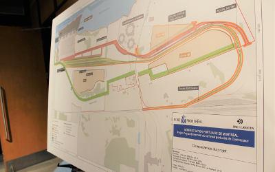 Projet d'agrandissement du terminal portuaire de Contrecœur: la CCIRS se réjouit de la décision du ministre de l'Environnement