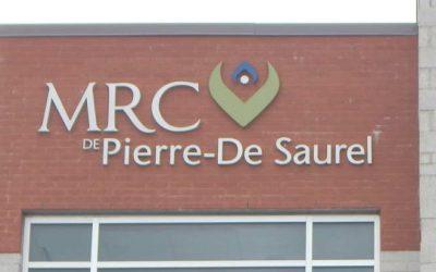 Conseil de la MRC de Pierre-De Saurel: retour sur la séance du 13 novembre