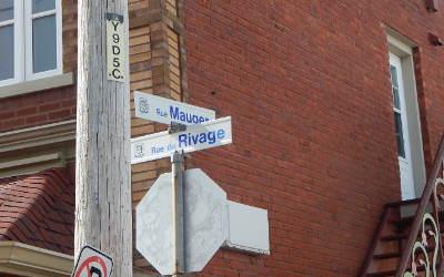 Chronique toponymique: la rue Mauger