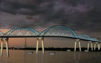 Pont Sorel-Tracy/Lanoraie 2028 passe le flambeau à Jean-Bernard Émond