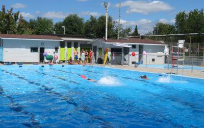 Verchères: prolongation de l'ouverture de la piscine municipale