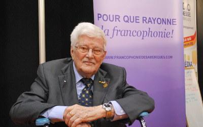 Simon Jolin-Barrette s'est rendu aux funérailles de Paul Gérin-Lajoie