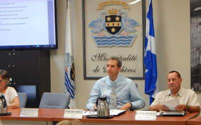 Municipalité de Verchères: séance de conseil virtuelle