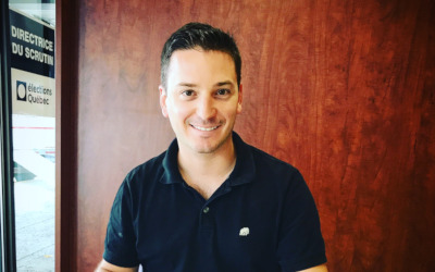 Simon Jolin-Barrette dépose sa candidature pour Borduas