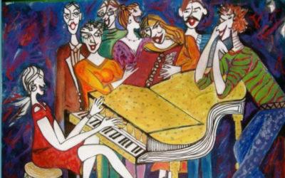 Saint-Antoine-sur-Richelieu: Rencontres autour d'un piano