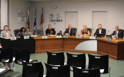 Conseil municipal de Contrecoeur: des travaux majeurs en vue sur Saint-Antoine