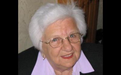 Contrecoeur: un dernier hommage à Mme Madeleine Houle Gervais