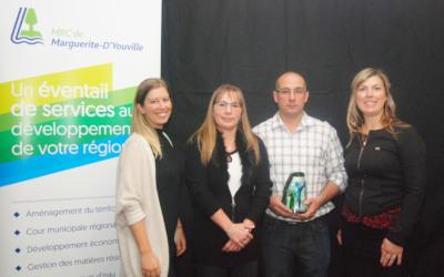 Édition 2018 des Prix Reconnaissance des entreprises de la MRC de Marguerite-D'Youville: célébrer l'excellence des entrepreneurs de la région
