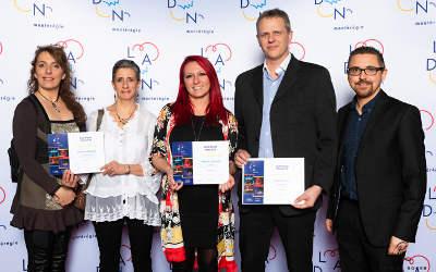 Grand événement entrepreneurial LADN Montérégie: trois entreprises parrainées par la MRC de Marguerite-D'Youville parmi les 10 finalistes!