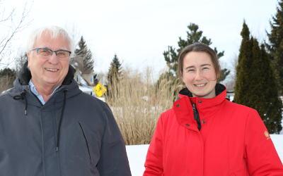 Québec Solidaire Borduas choisit ses deux porte-paroles
