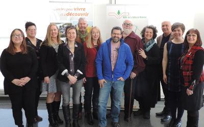 Fonds culturel de la M.R.C. de La Vallée-du-Richelieu: annonce des subventions accordées