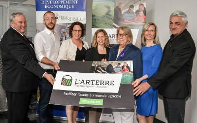 ARTERRE: un premier séjour exploratoire agricole dans la MRC de Pierre-De Saurel