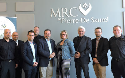 MRC de Pierre-De Saurel: Secours adaptés, un nouveau programme maintenant en fonction dans la région
