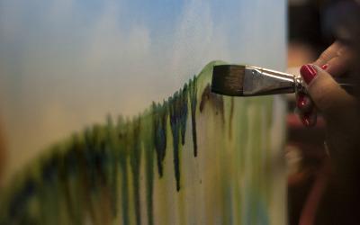« Fenêtre sur le monde de Contrecœur »: Exposition pour les artistes
