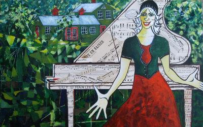 Proulailler de Saint-Antoine-sur-Richelieu: atelier de chant en novembre