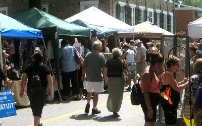 Saint-Denis-sur-Richelieu: dévoilement d'une nouvelle identité touristique