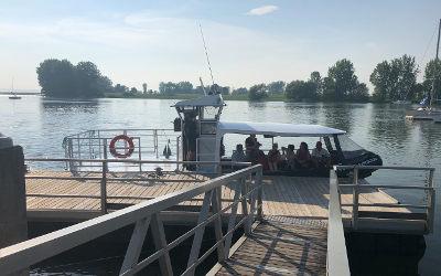 Contrecoeur: les Virées du fleuve, un succès retentissant d'une rive à l'autre