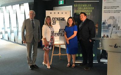 La MRC de Marguerite-D'Youville salue la désignation de Centre zone franche pour le grand Montréal